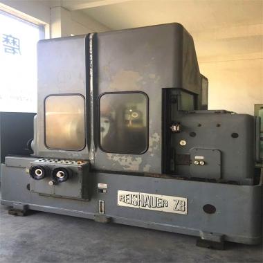 瑞士莱森豪尔蜗杆砂轮磨齿机